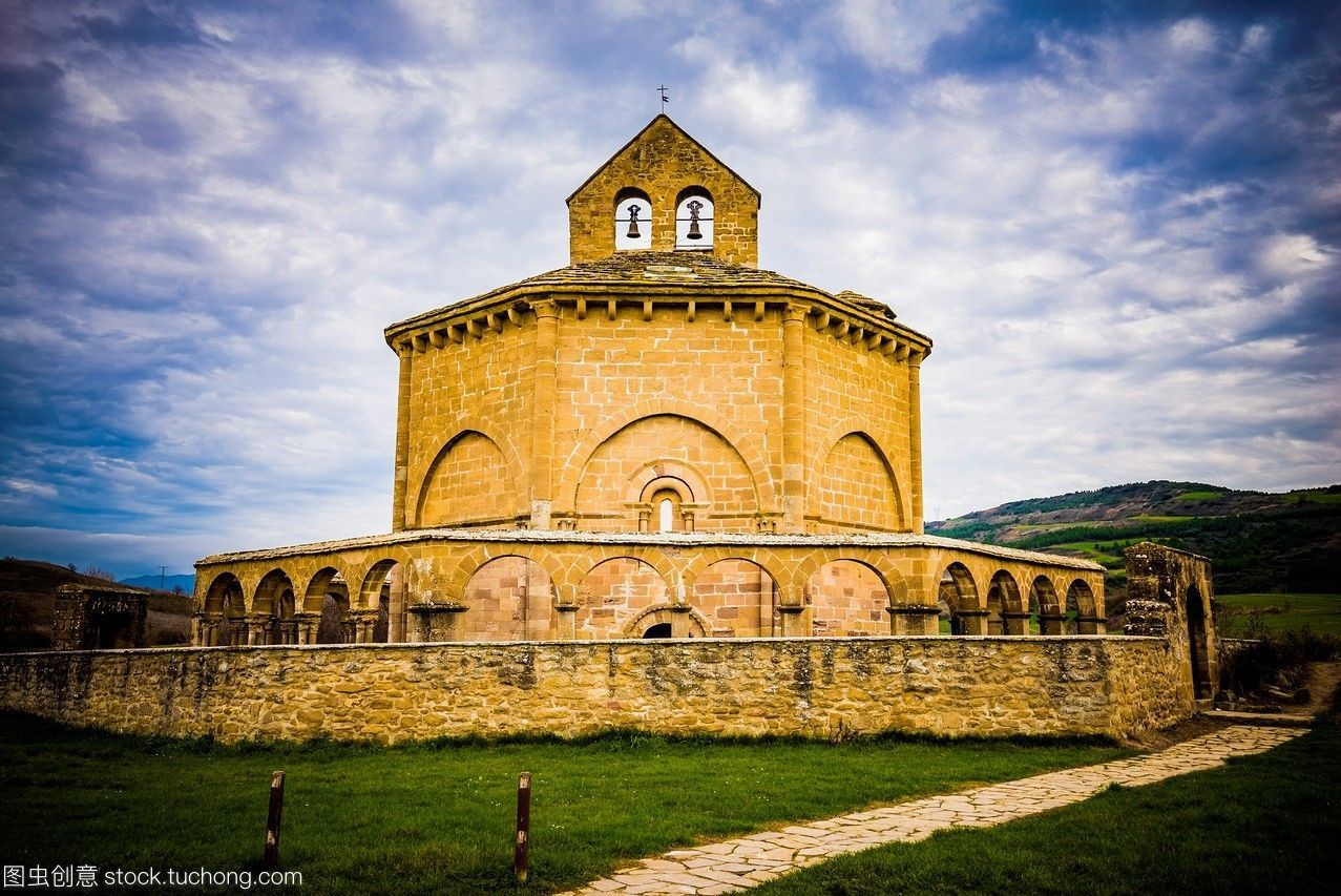 十二世纪圣詹姆斯,穆鲁扎巴尔,纳瓦拉,西班牙,欧史上最坑爹的游戏14关大全攻略图片