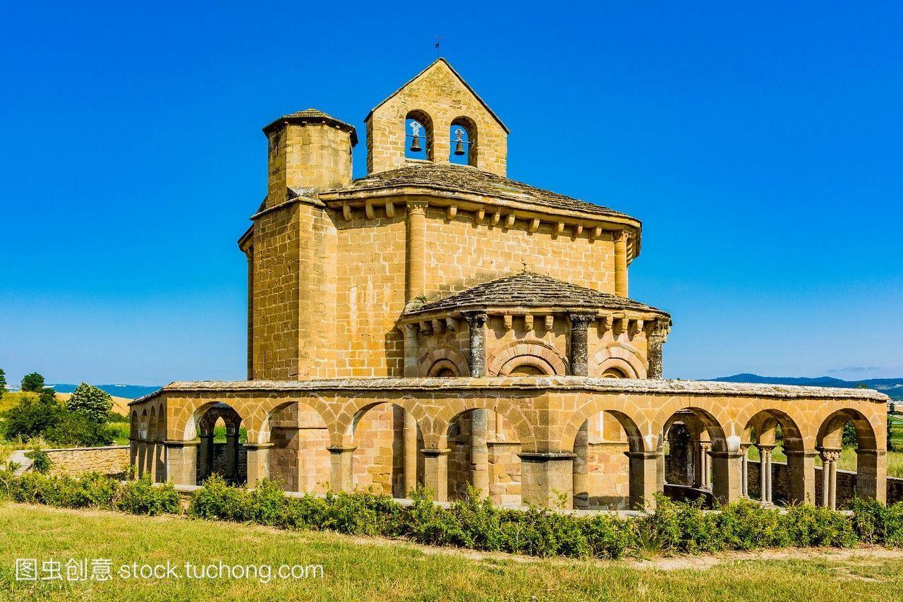十二世纪圣詹姆斯,穆鲁扎巴尔,纳瓦拉,西班牙,欧ark秘籍游戏多人图片