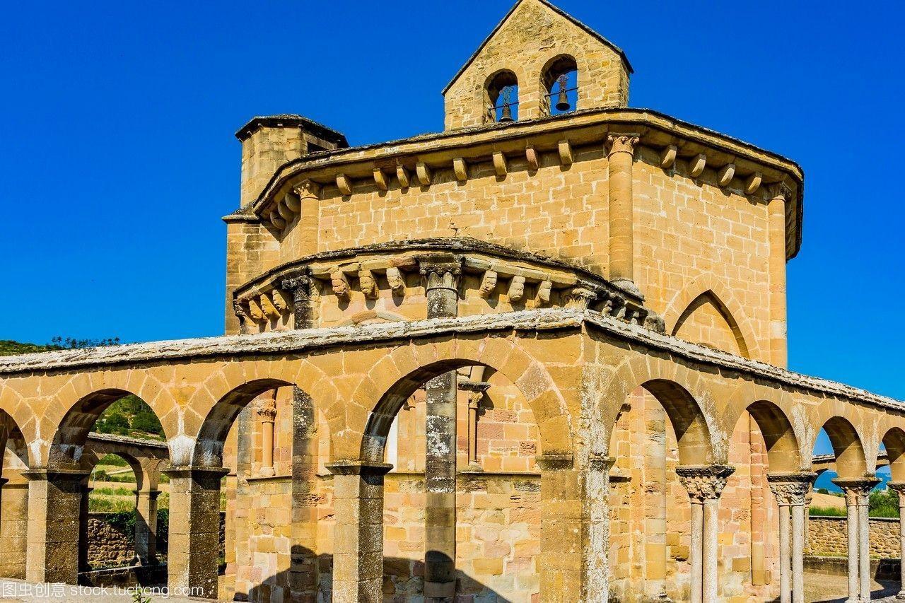 十二世纪圣詹姆斯,穆鲁扎巴尔,纳瓦拉,西班牙,欧西安攻略v攻略碑林图片