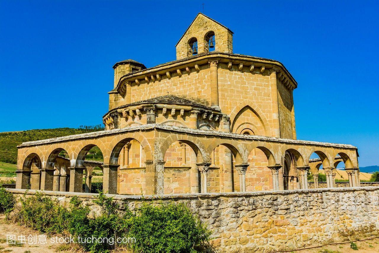 十二世纪圣詹姆斯,穆鲁扎巴尔,纳瓦拉,西班牙,欧环游37攻略暖暖世界图片
