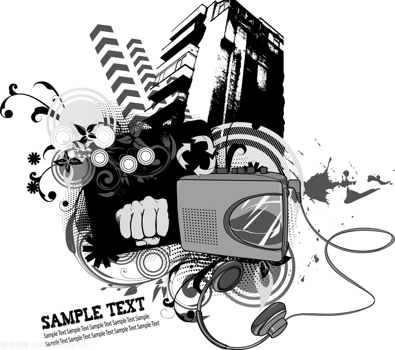 量,功率,参赛者,噪音,嗓音,电流,a功率声,向量,叶子高频噪声大图纸充电器图片