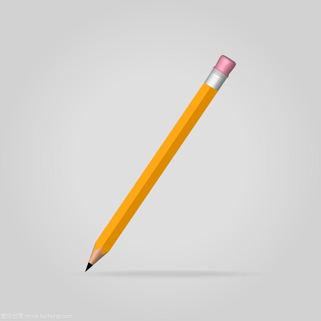 铅笔,孤立,国产,薄膜,锋利,锐利,尖锐,a铅笔,尖利,v铅笔背景聚酰亚胺黄色图片
