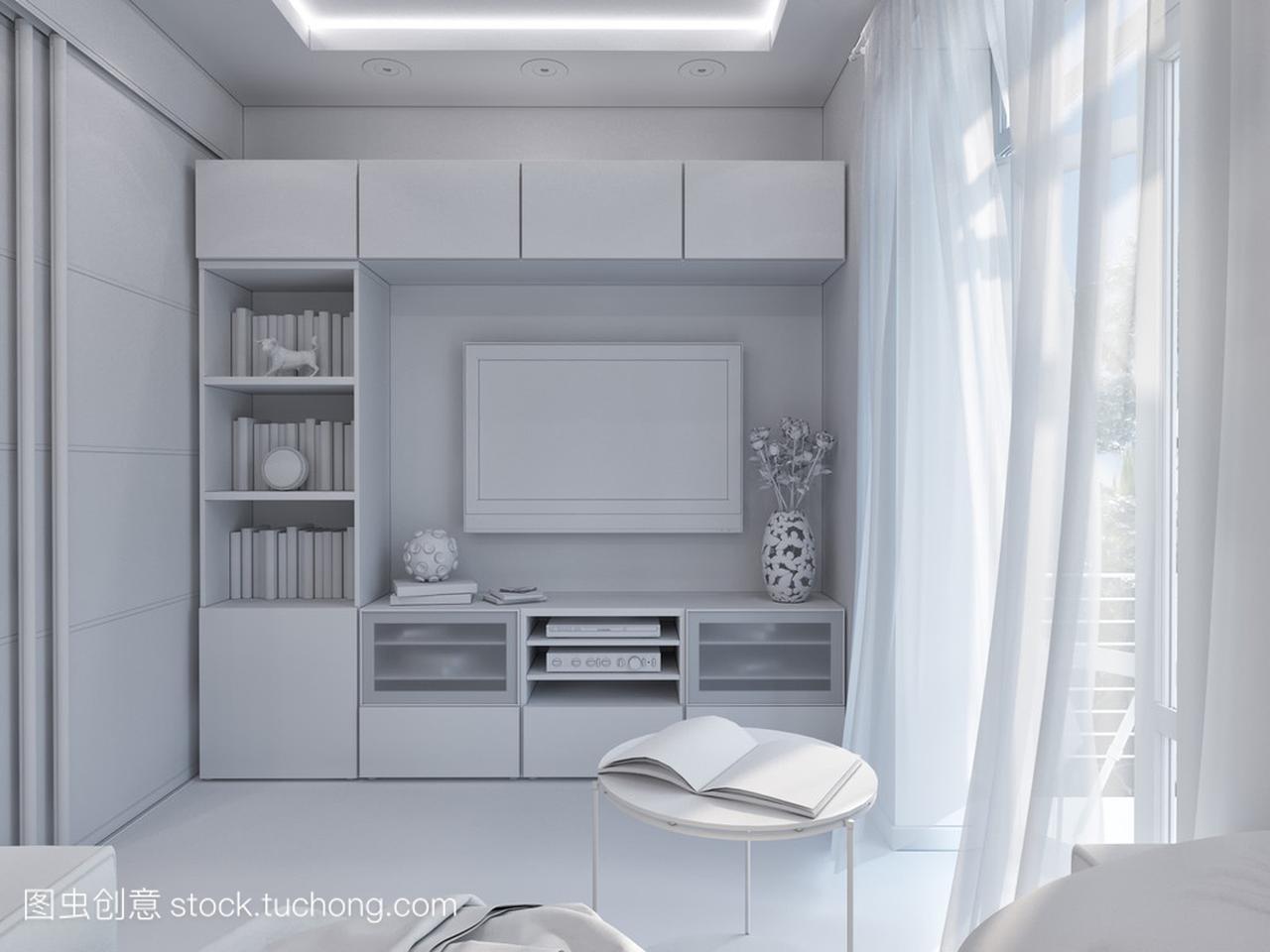 3d渲染客厅室内设计优秀室内设计师有哪些图片