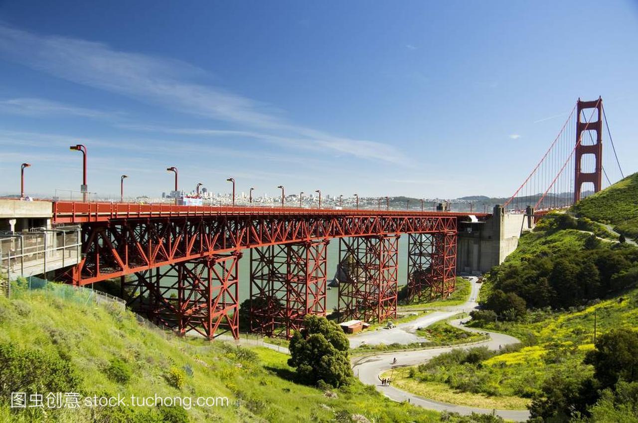 金门大桥,视图从图纸岬,旧金山,加利福尼亚州,美设计软件自动海洋图片