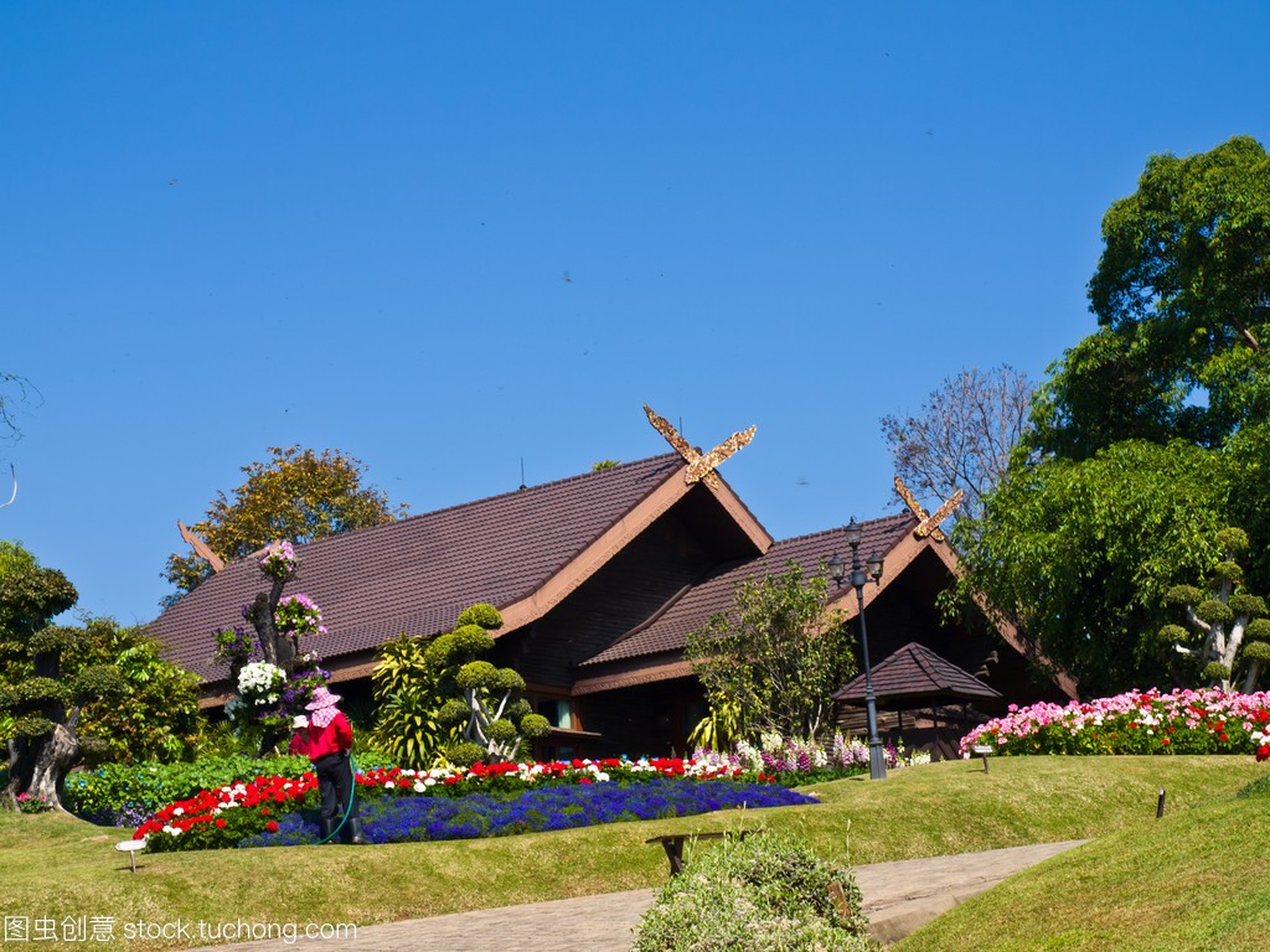 Doi董别墅、清莱、泰国二手房别墅重庆搜房网图片