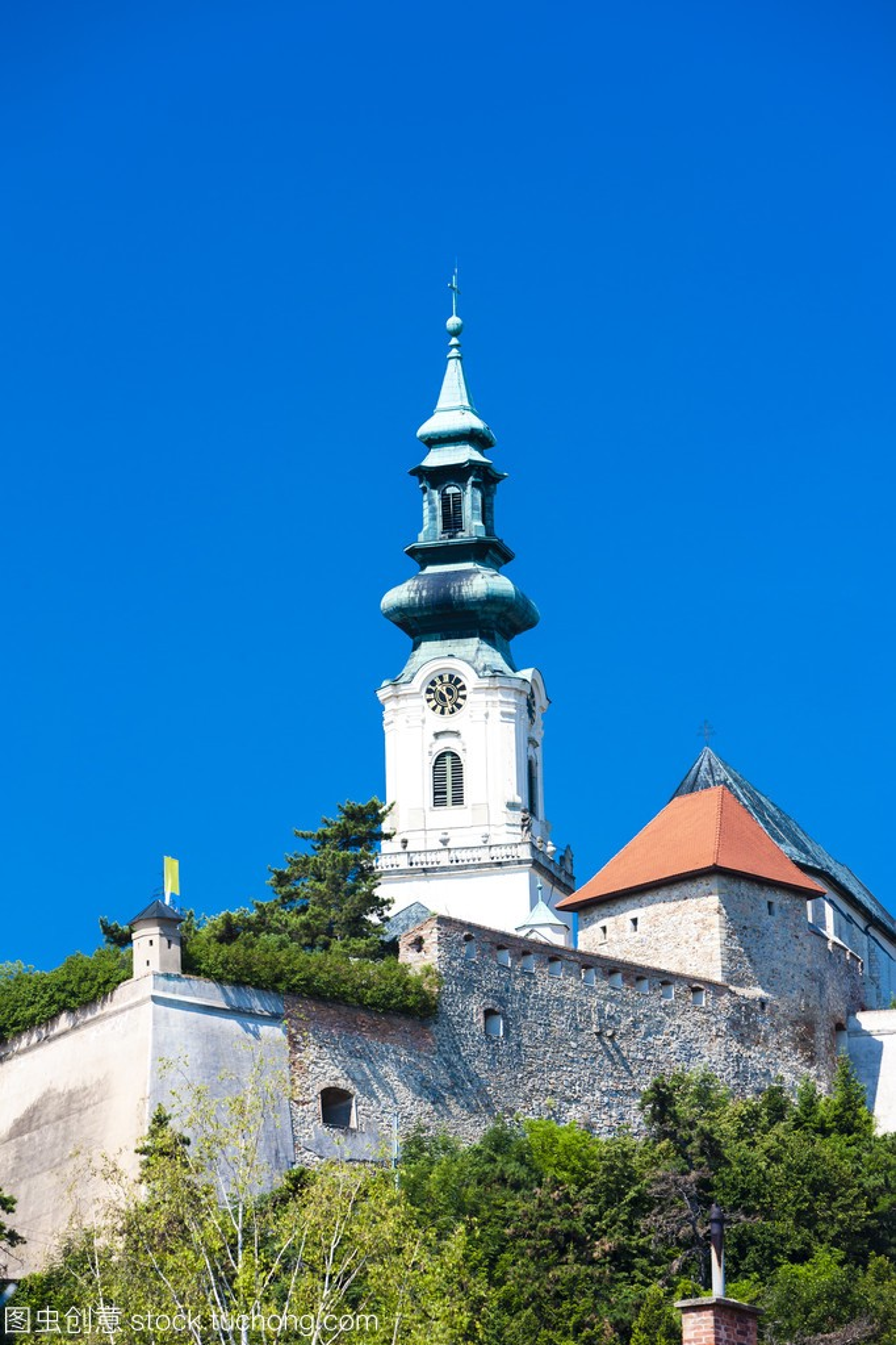 尼特拉,斯洛伐克的美食贵州黔东南城堡图片图片