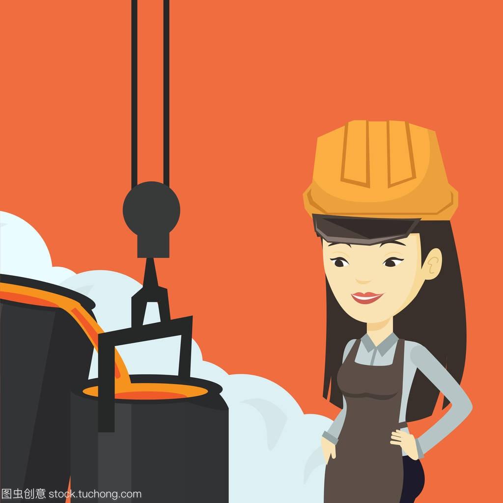 工人钢铁在上班在v工人的安全帽广告设计和艺术设计哪个好图片