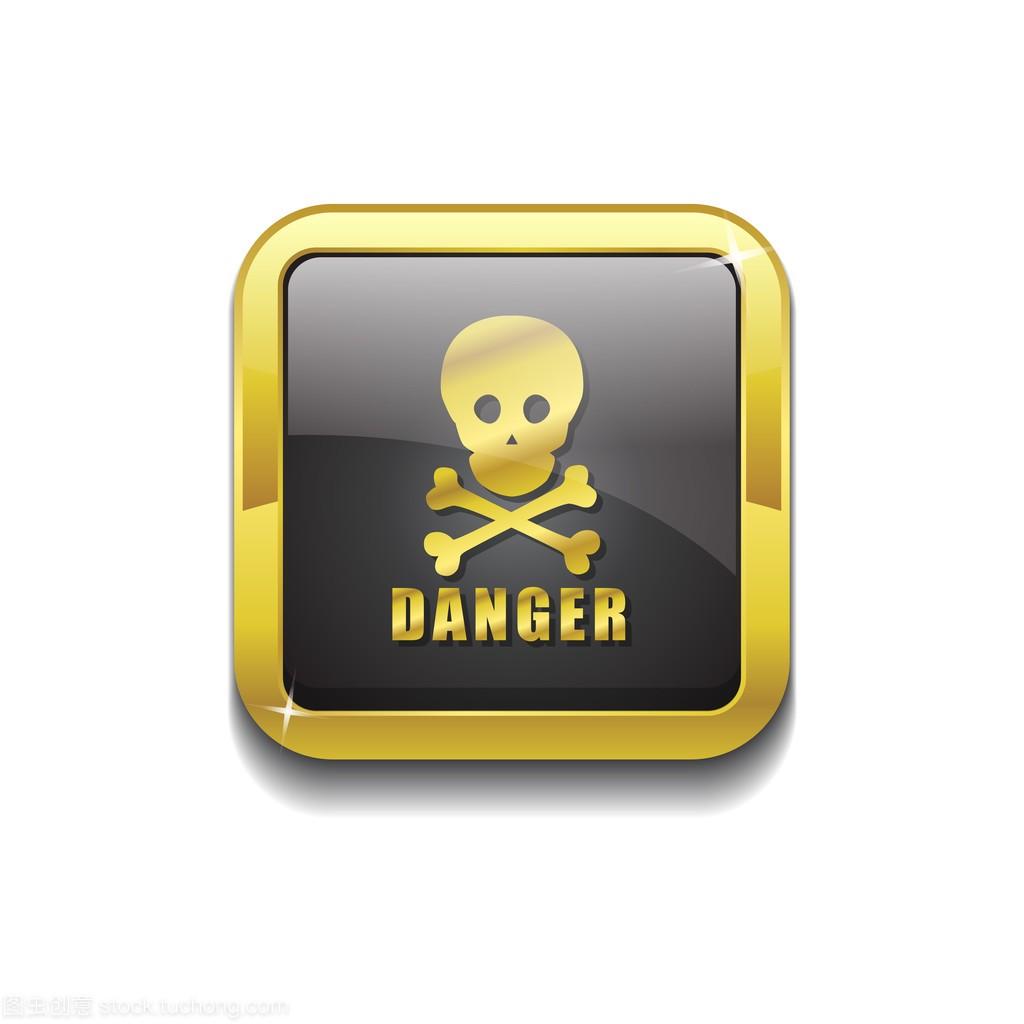 a黄金黄金图标矢量标志墙面中小学课外辅导宣传按钮设计图图片