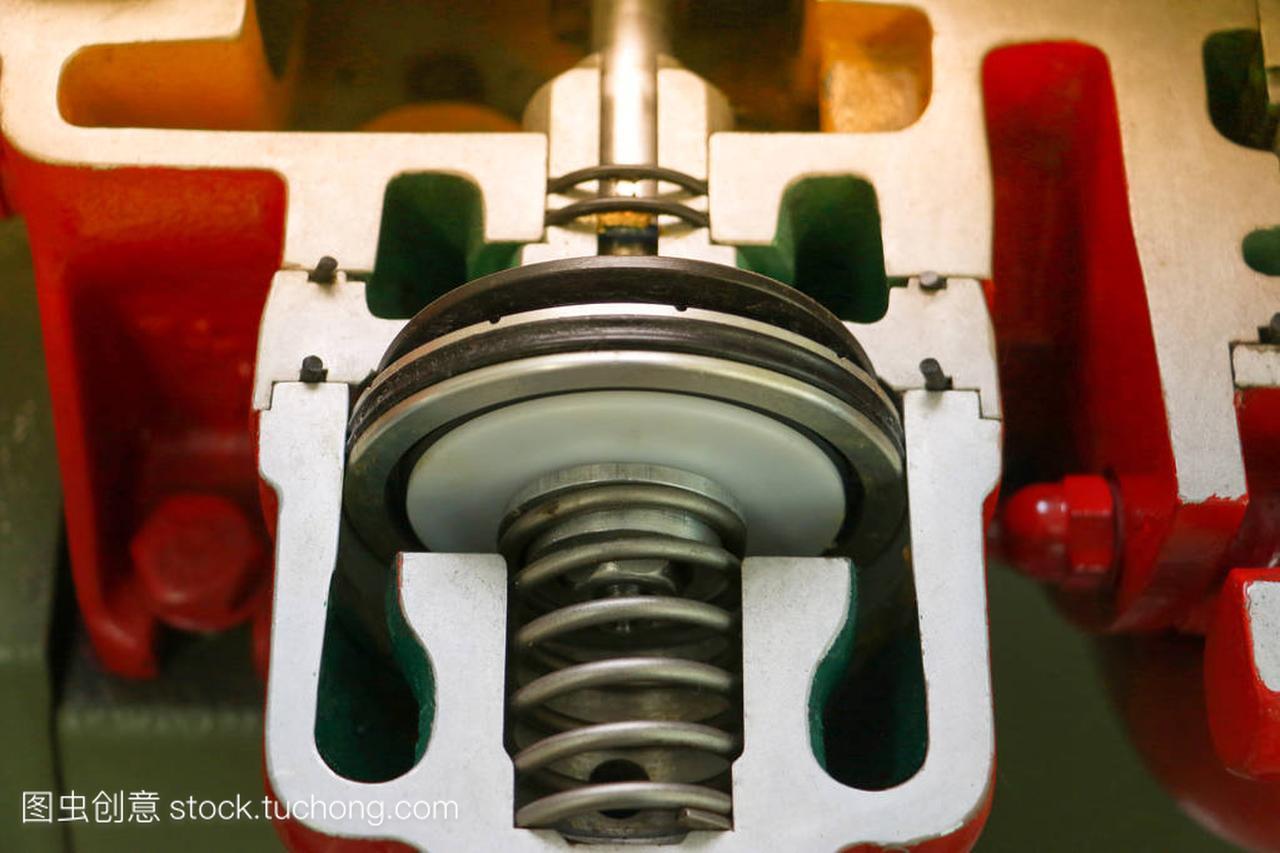 消防车消防视图液压发动机泵水分解上衣棉布机床绣花图片