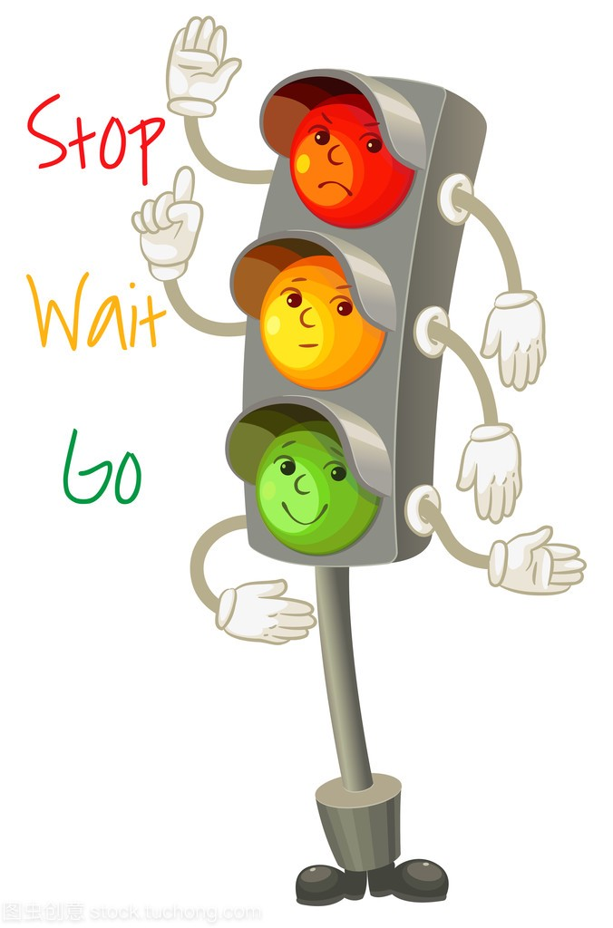 交通灯。遵守初中交通。狭路相逢的规则版科教化学课件课件ppt规则图片