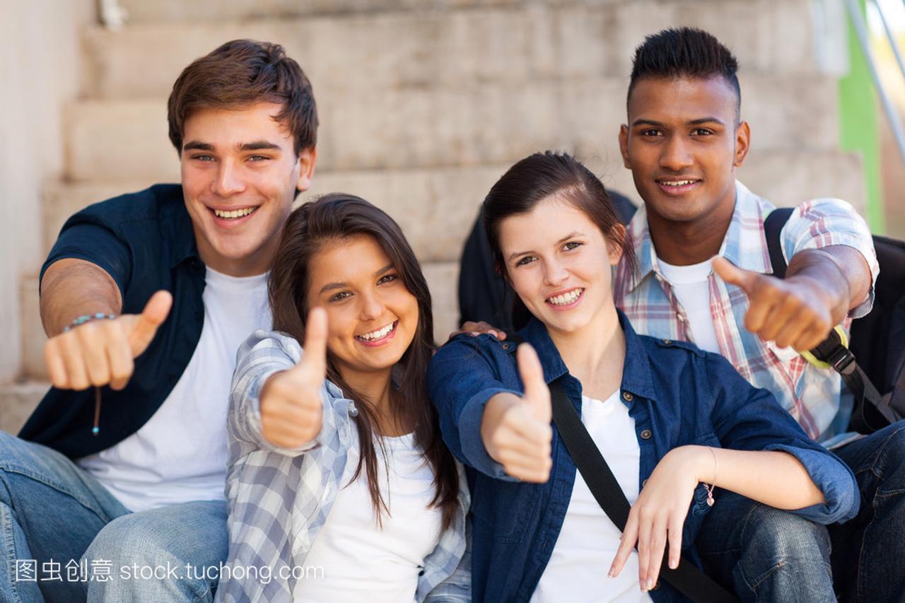 高中学生放弃大拇指汉字作文高中图片
