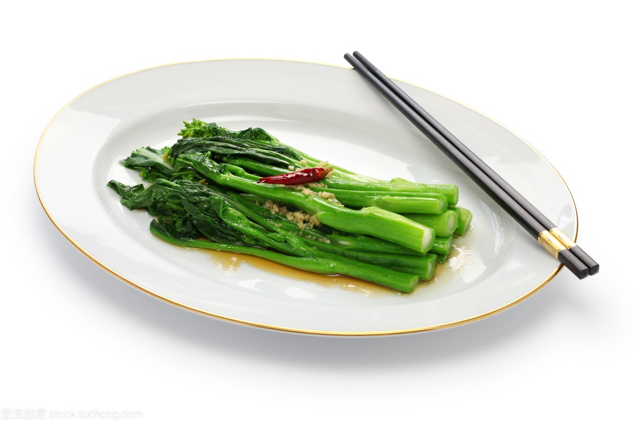 猪肉芥兰毒蚝油水饺图片