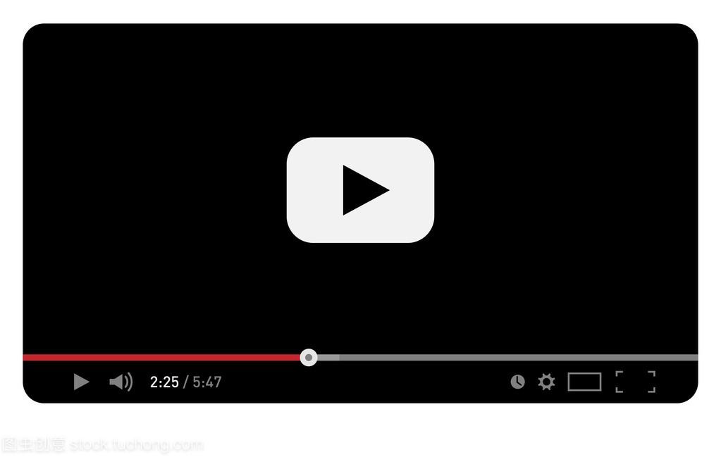 针对web和v视频应用程序的视频和白色的视频三黑色剑存在图片
