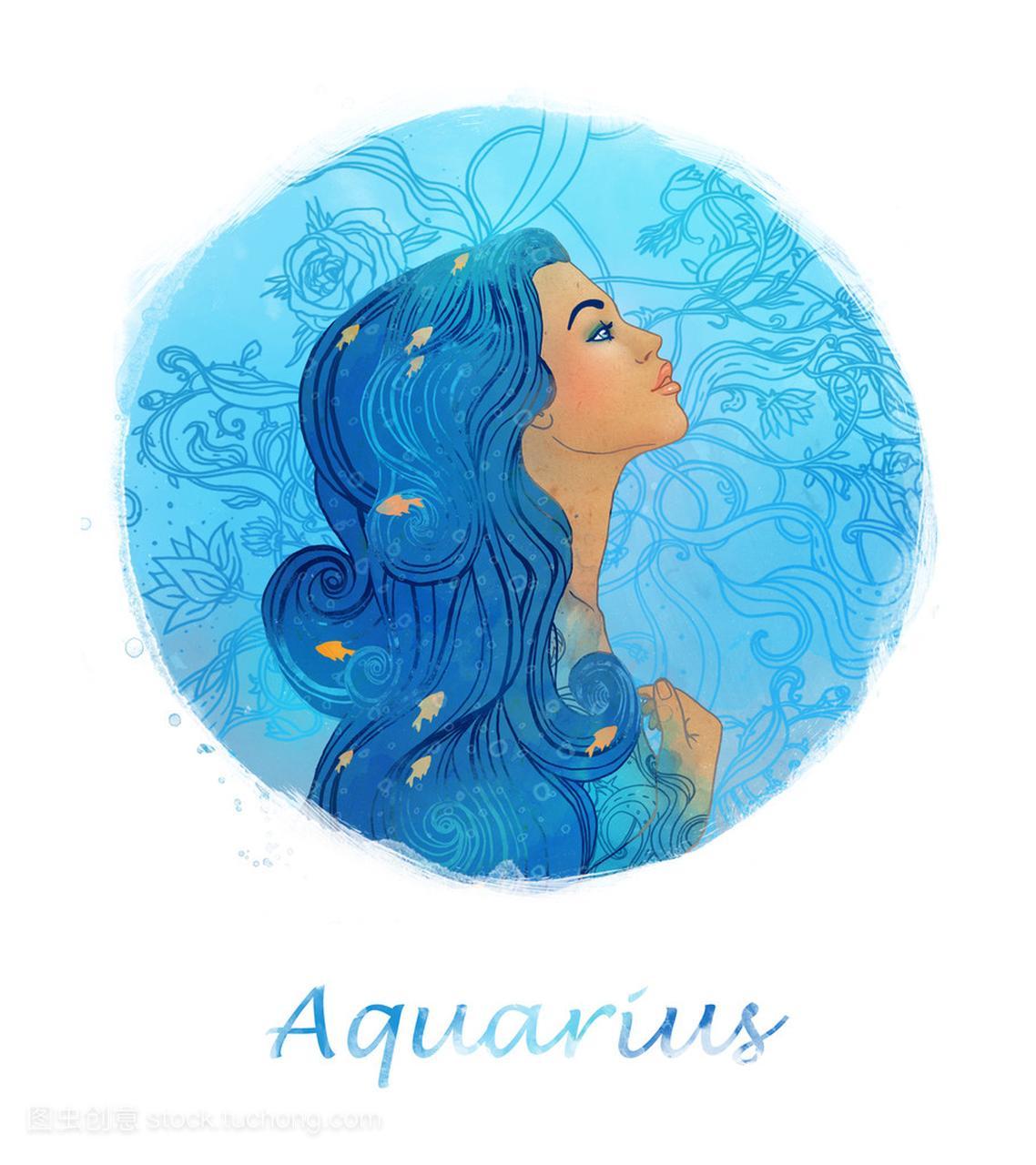 星座座男生作为一个美丽的女孩双子座水瓶追求双鱼座女生图片