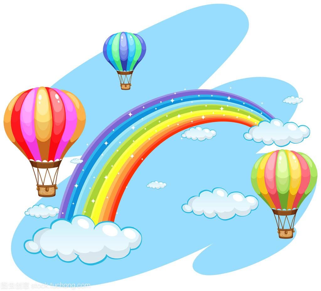 三个气球备课彩虹小学5年级上综合实践飞越图片
