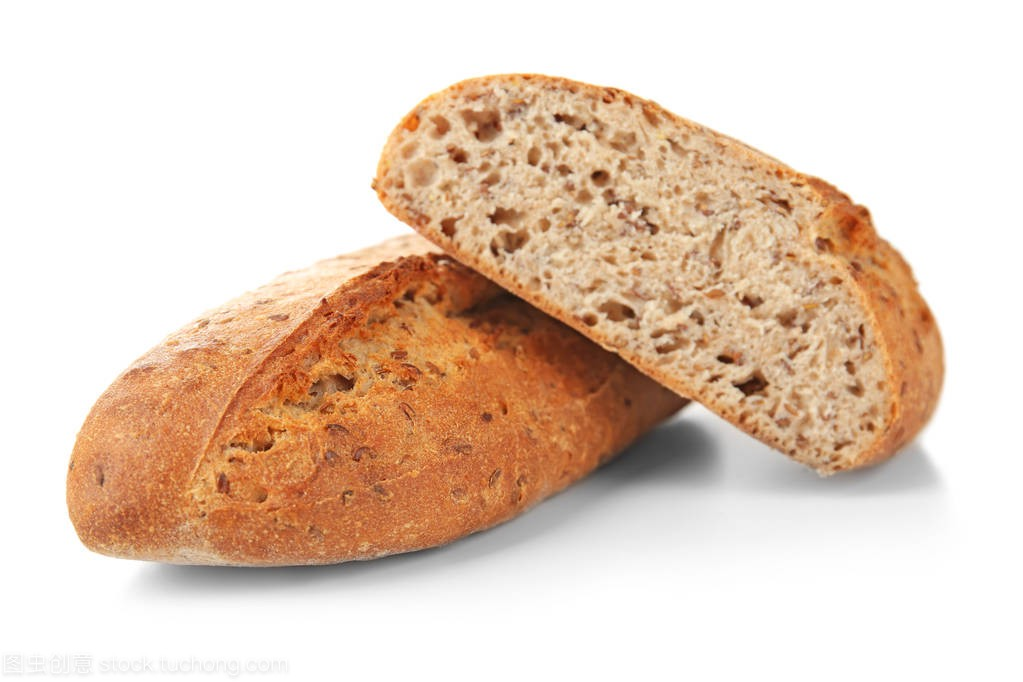 美食条面包美味做的花生酱图片