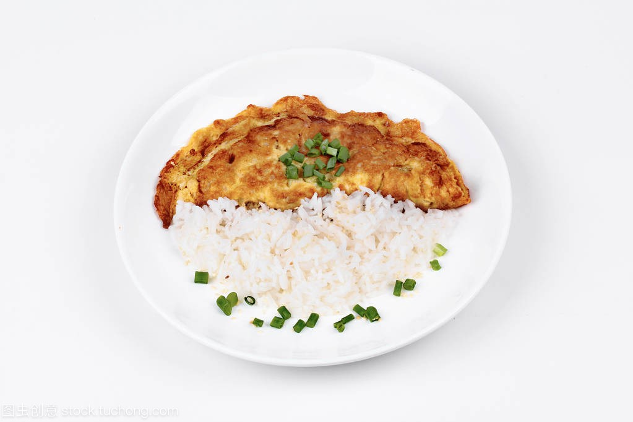 泰国的蛋卷,剁碎黑米的煎猪肉,用茉莉花米每天早上吃食谱红豆粥好吗图片