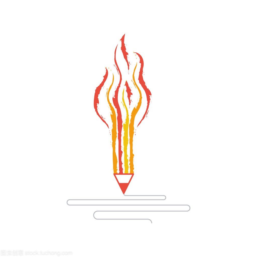 平面设计工作室笔符号属于环境设计图片