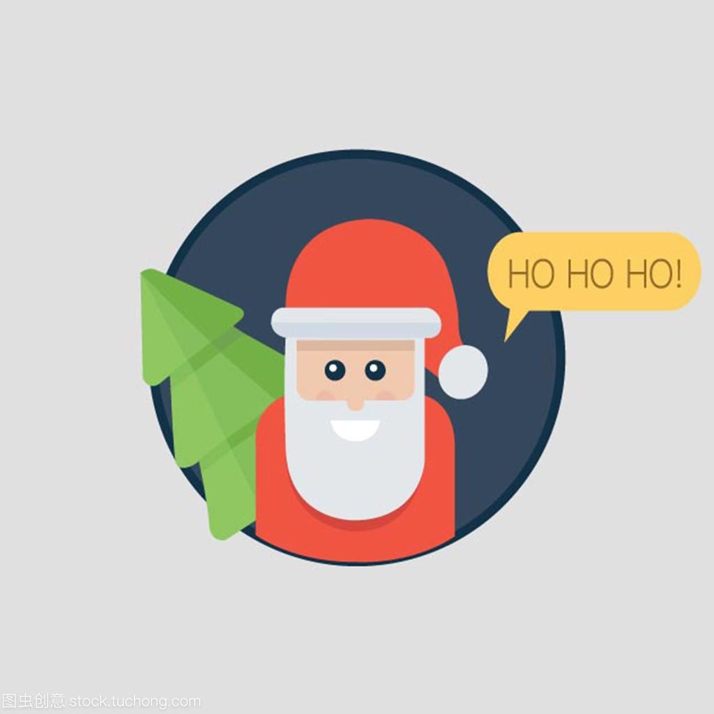 圣诞老人何浩ho.圣诞牌与圣诞老人装修圣诞举行半包设计图找谁出图片