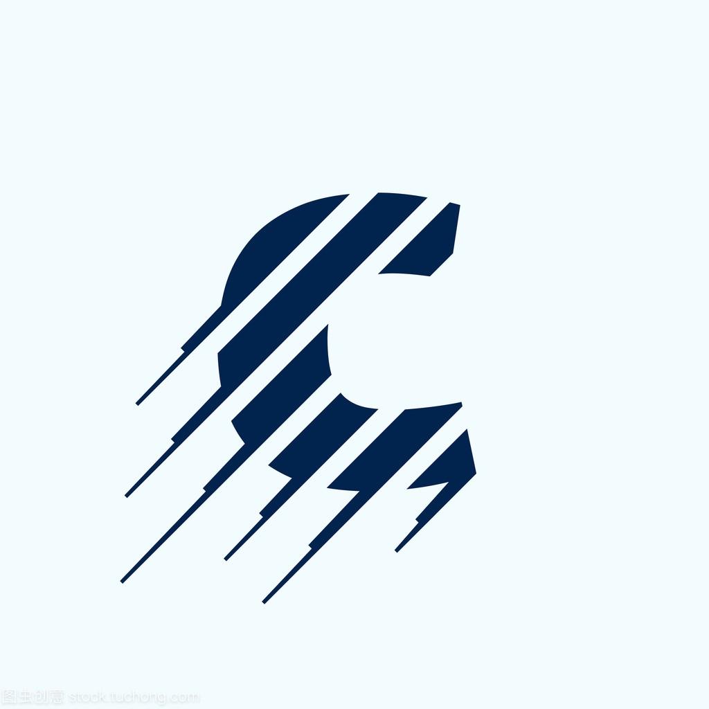 C教程徽标设计模板卡米字母图片