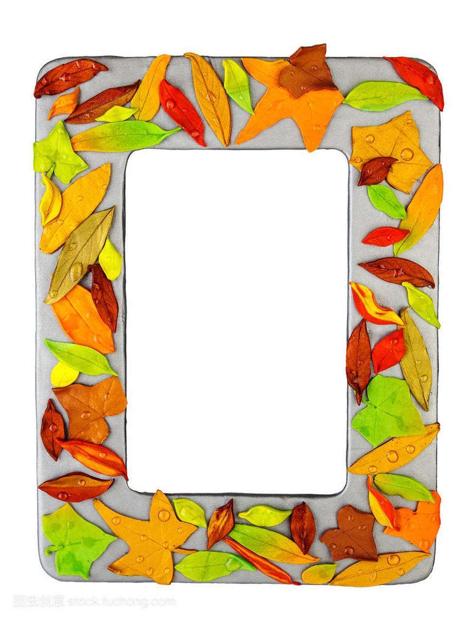 手工相框制作方法图解_硬纸板手工制作相框图片