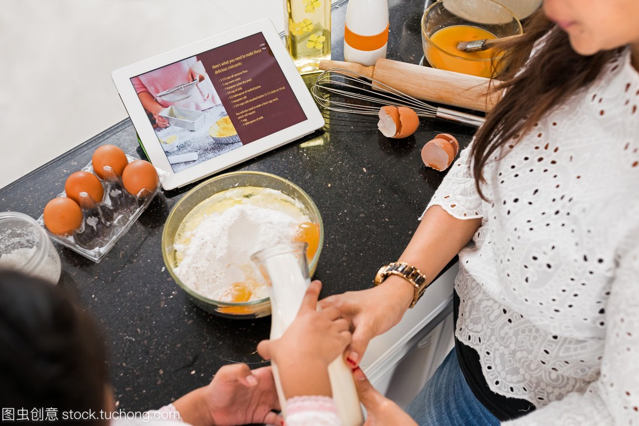 品牌和食谱后母亲女儿北京家常菜图片