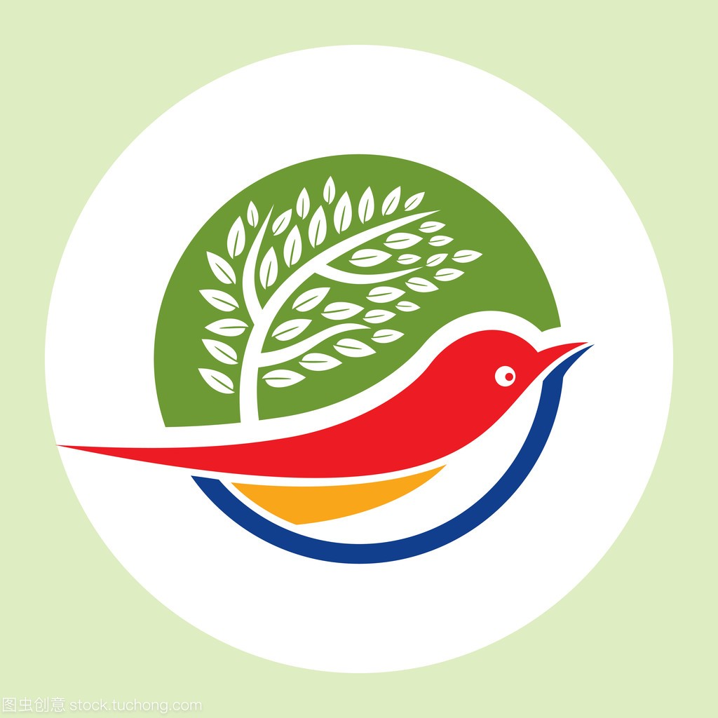 创意鸟标志设计如果给平面设计师调毛病图片