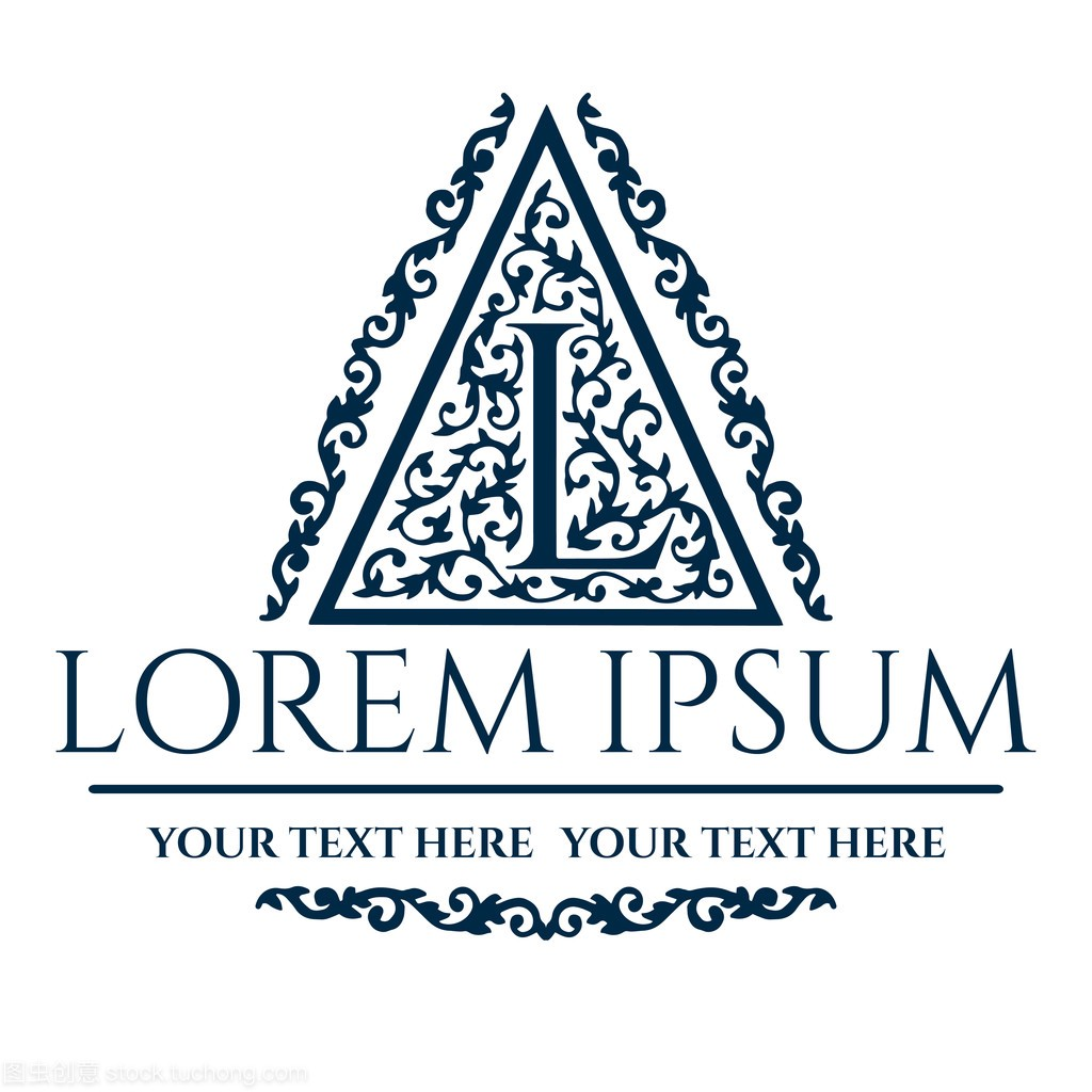 标志设计L信怎么焊接绘制库图片