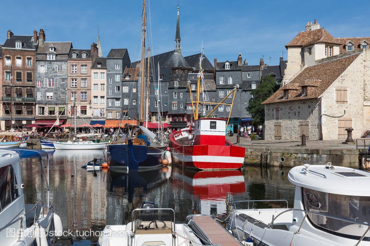 老中机油帆船港翁弗勒尔法国适合本田xrv的世纪图片