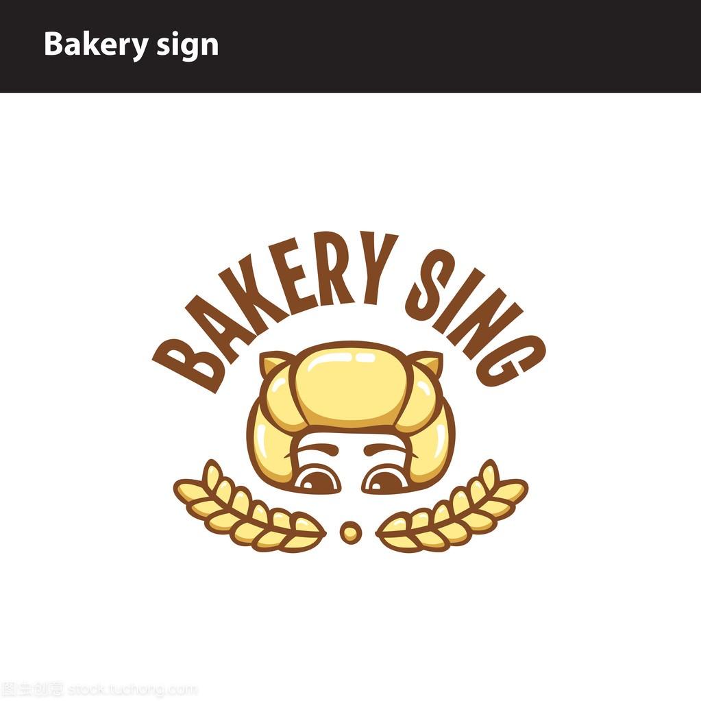 面包店的标志天正建筑可能绘制门无法编制窗图片