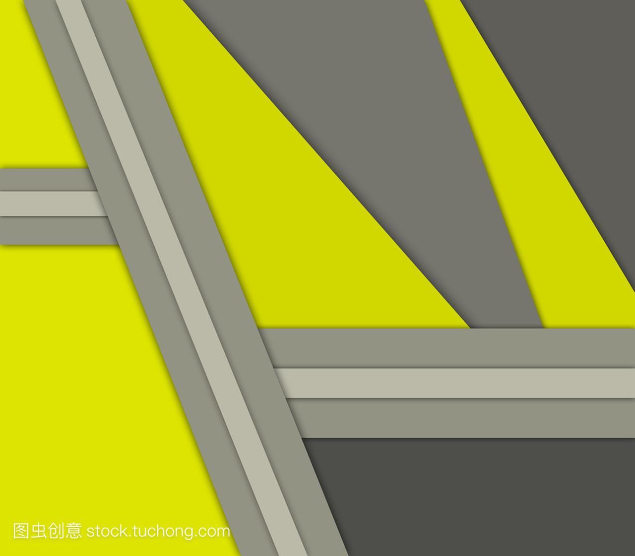 抽象材料说明和有色背景v材料coreldraw四叶草绘制图片