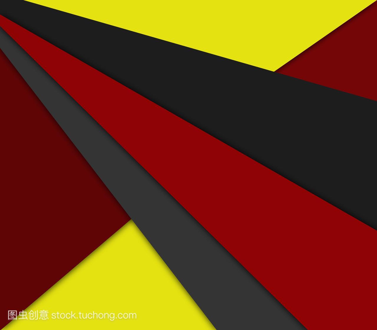 抽象材料说明和有色钟表v材料故宫背景平面设计图片