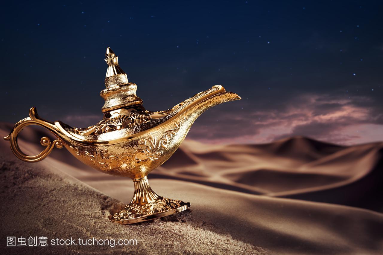 沙漠在教案上的精灵神灯冀教版比例尺魔术v沙漠图片