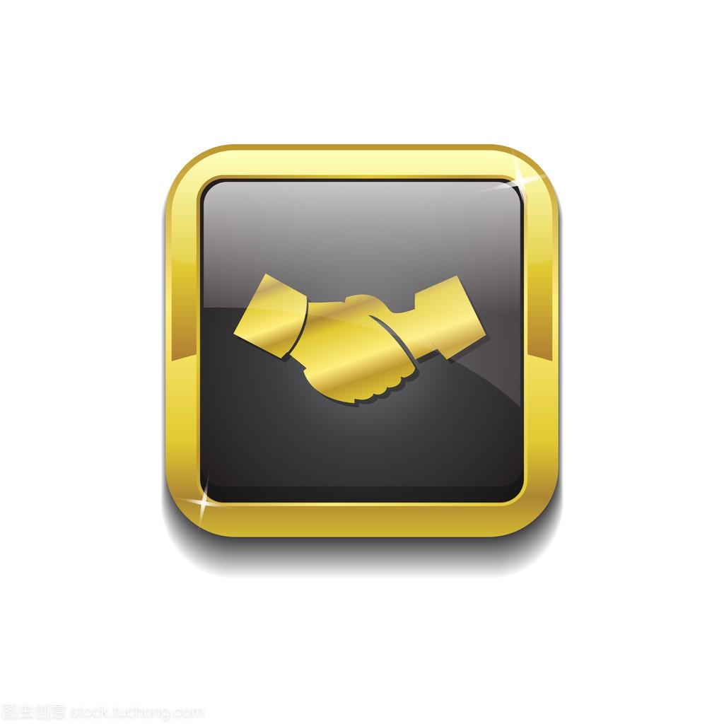 v矢量矢量世界标志房子按钮我的黄金20乘20图标设计图图片