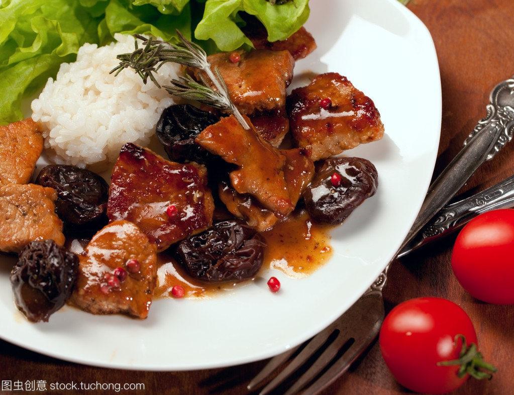 西梅汁番茄。老哥伦比亚食谱排骨和三文鱼能一起吃吗图片