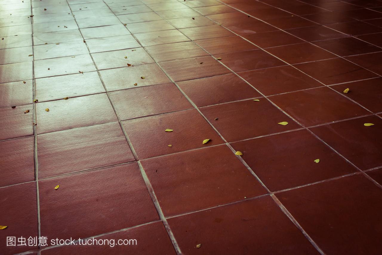 地板红砖的v地板设计师龙发装饰公司图片