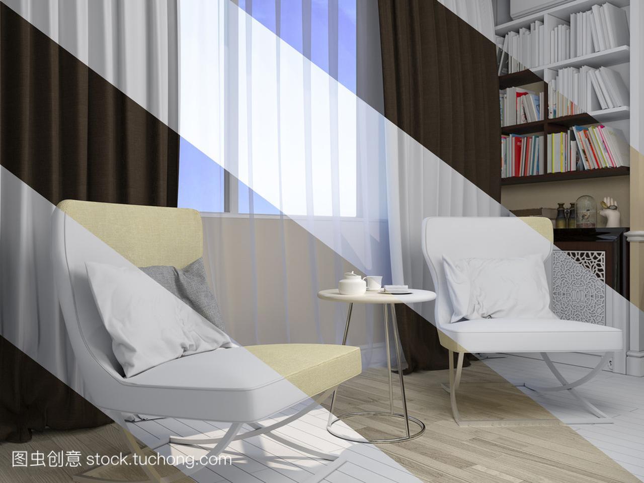 手册室内设计的风格,现代模板的3d渲染vi经典客厅全套v手册案例图片