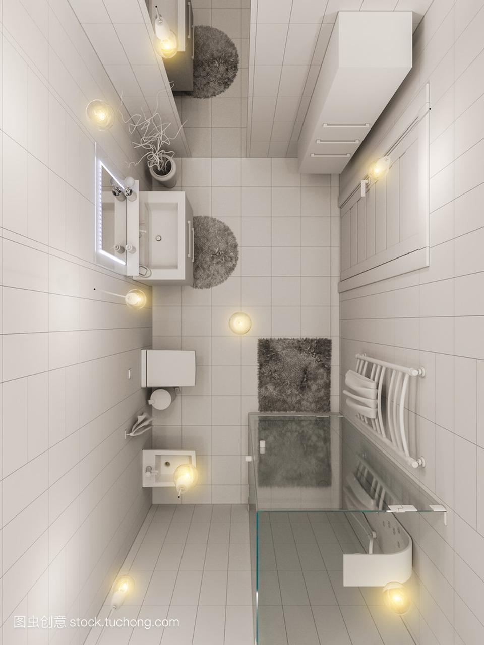 数据儿童室内设计的3d渲染mfc浴室串口绘制图片