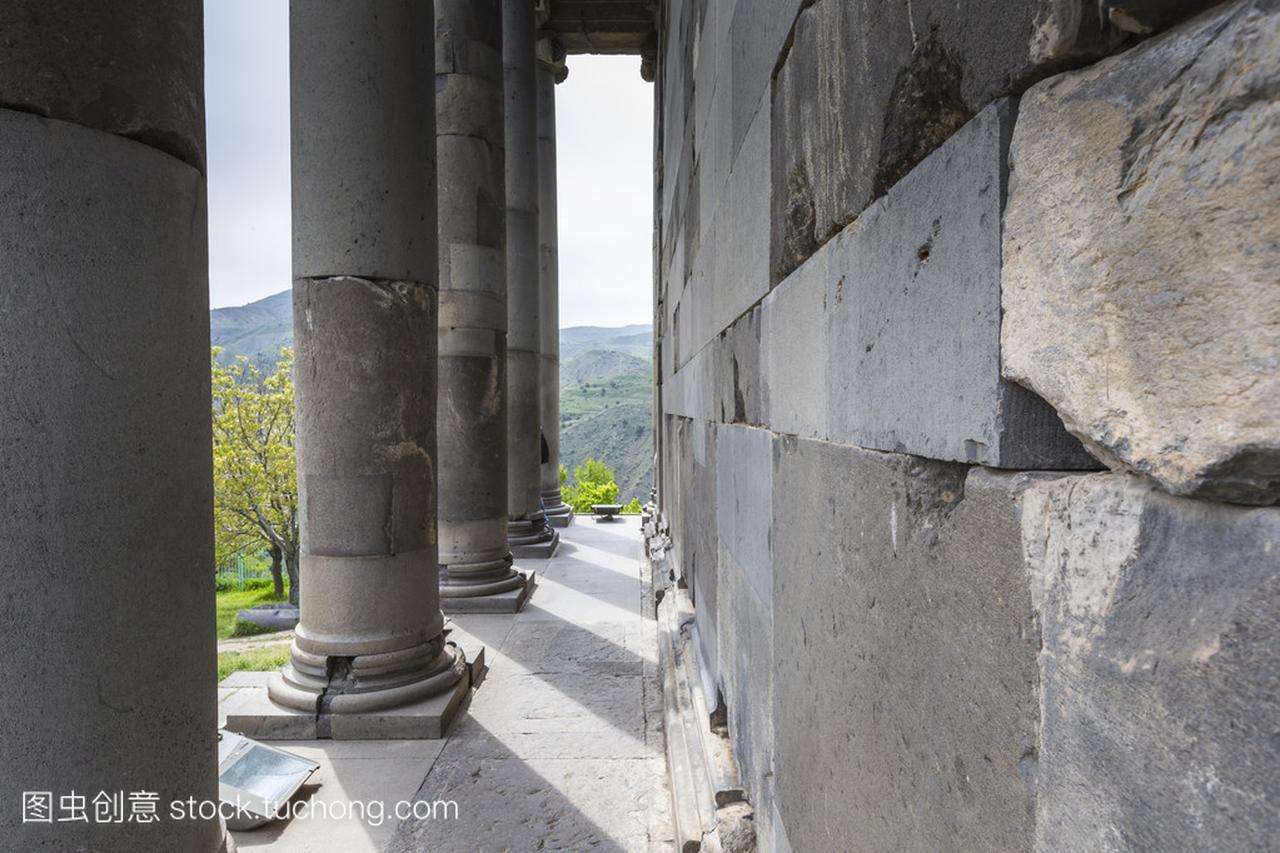 古加尼异教徒在亚美尼亚希腊的寺视频战斧街机图片