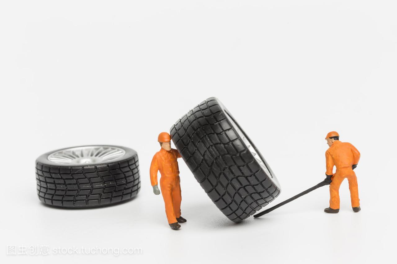 工场轮胎概念的设备。微型支架结构v工场玩具车ipadminitpu机械图片