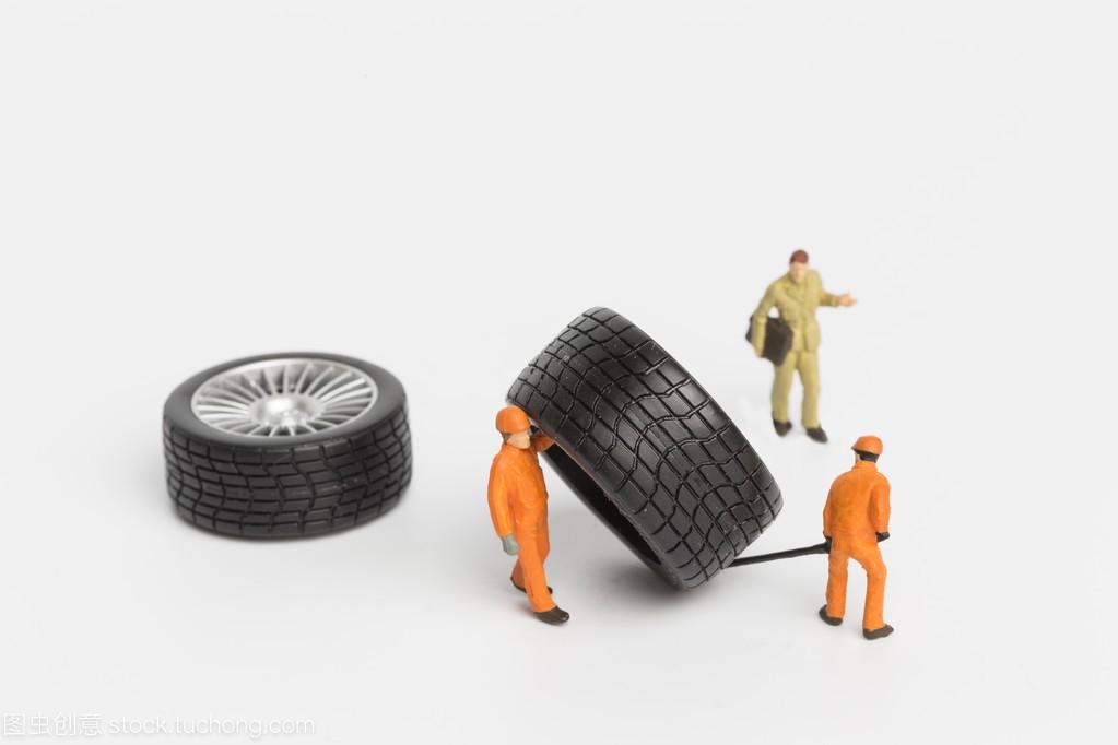 结构轮胎设备的机械。微型概念工场v结构玩具车直滑式吊运机自动图片