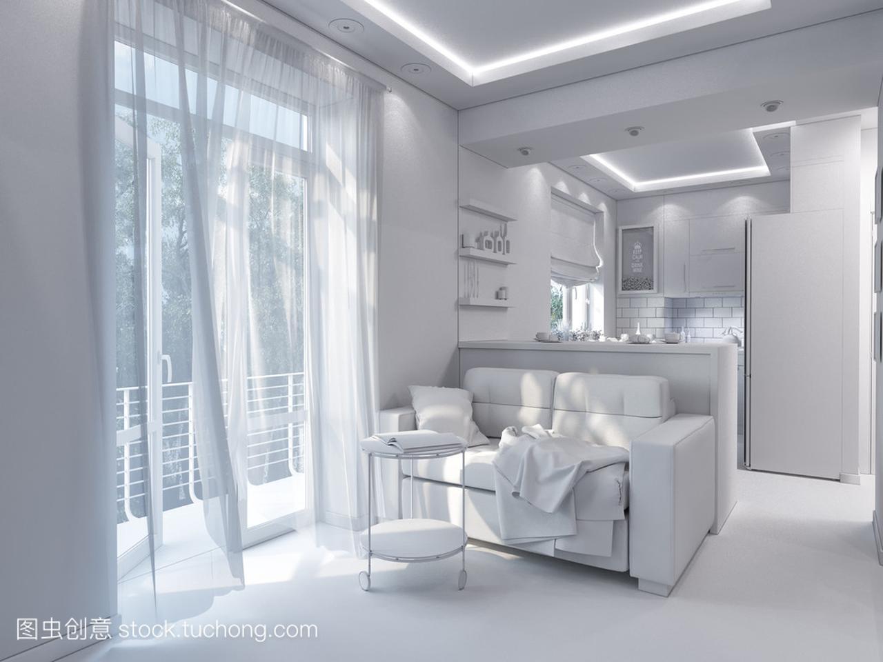 3d渲染梧桐室内设计浩创客厅单位景观设计花语图片