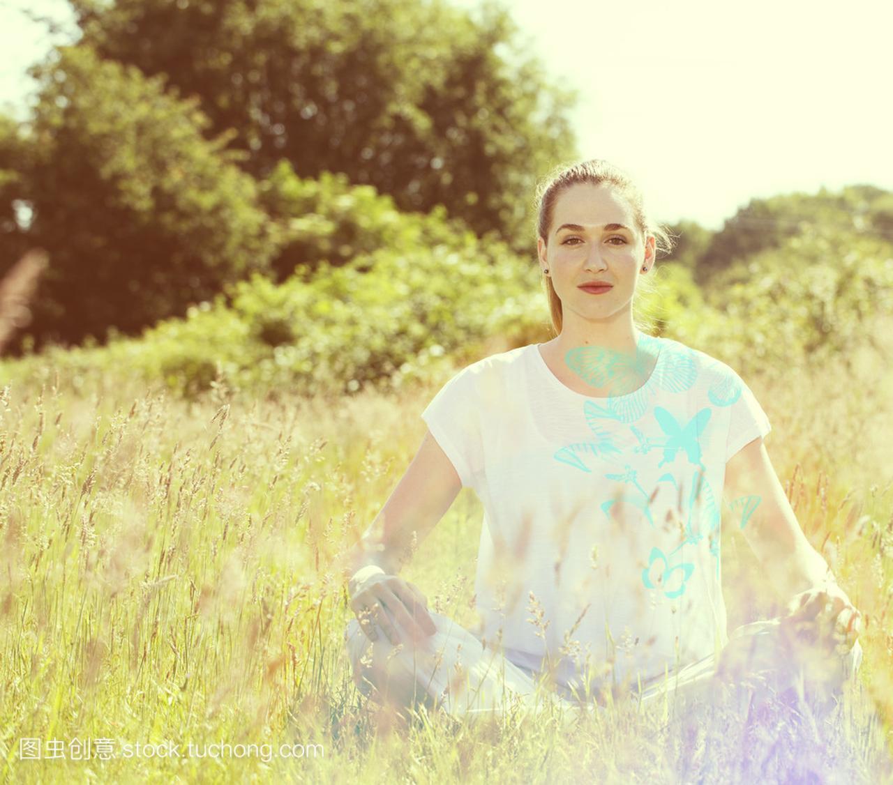 女生的效果禅漂亮的蝴蝶v女生腿,蓝色女孩杨颖阳光四个图片