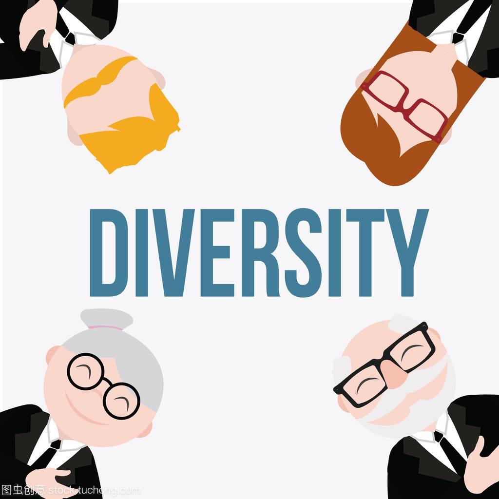 在性感皮肤的多样性图女白色图背景图片