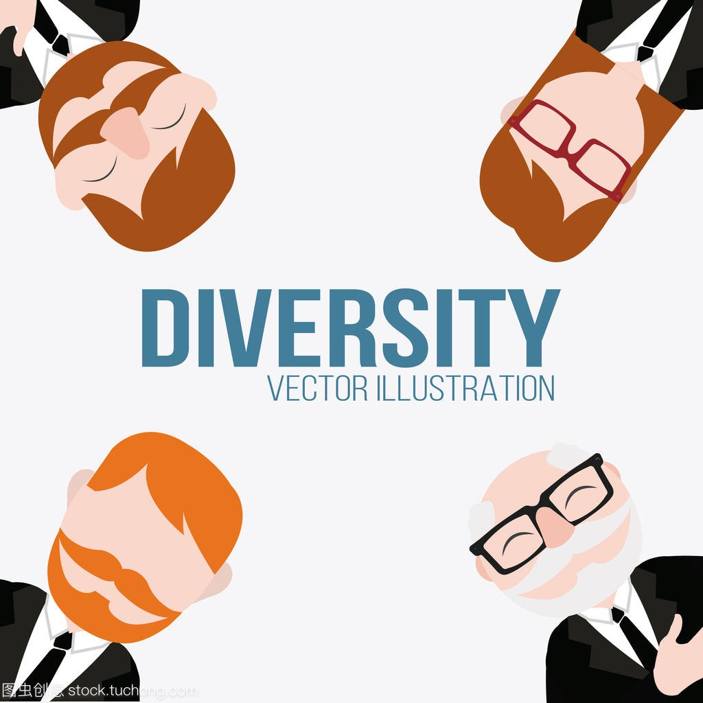 在白色背景的多样性图性感海滩紧身衣4mod图片