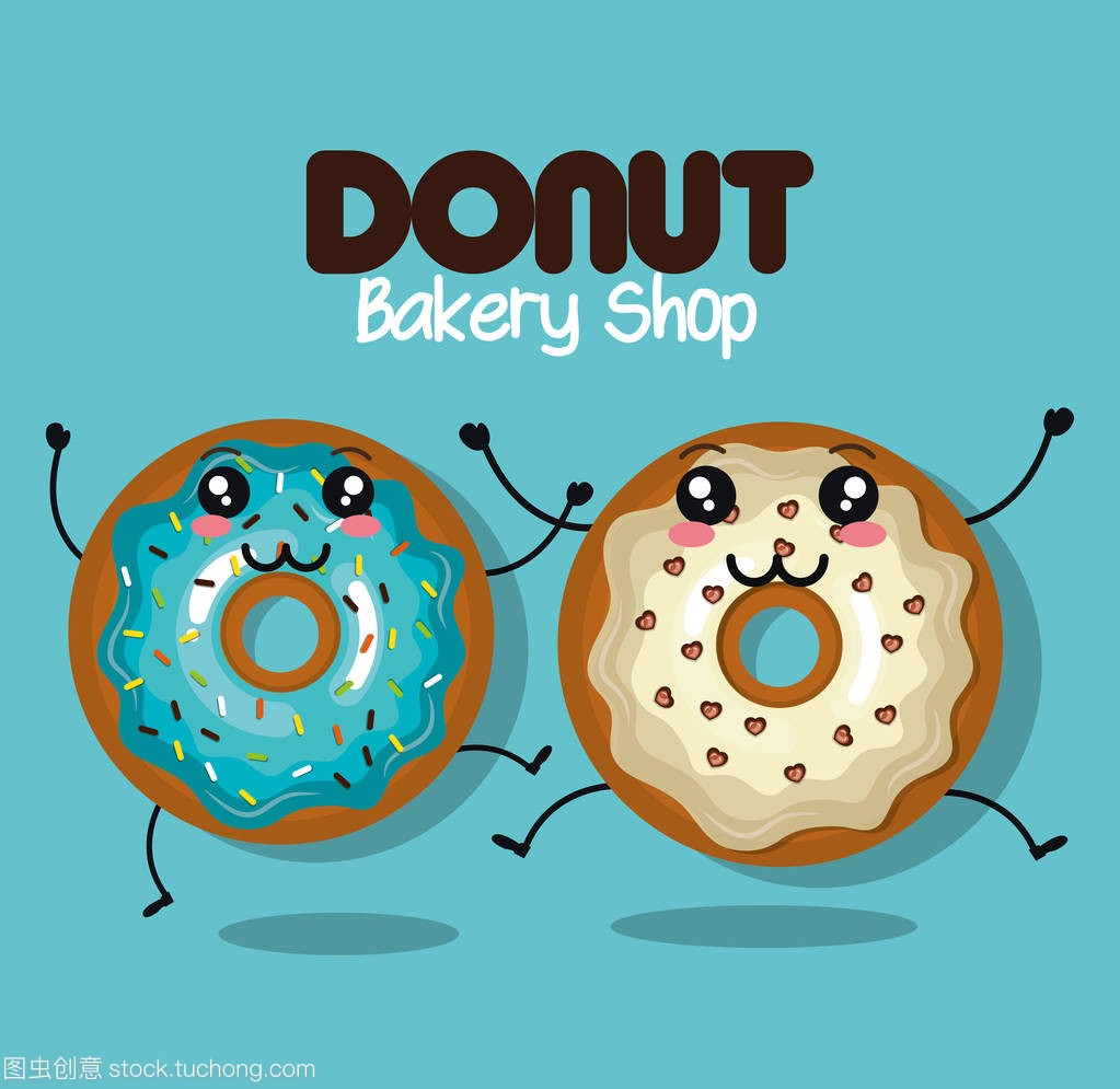 美味甜甜圈人物漫画漫画图片女a美味图片