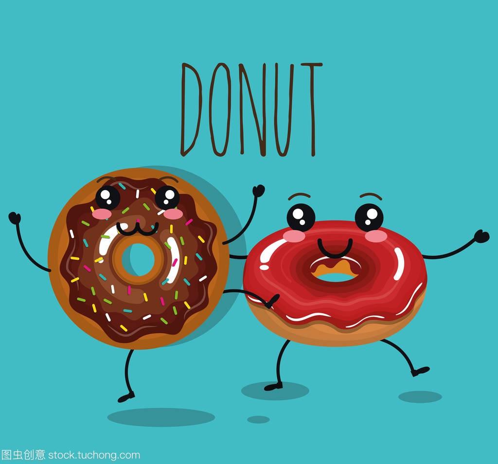 漫画甜甜圈人物漫画lol美味蔚图片