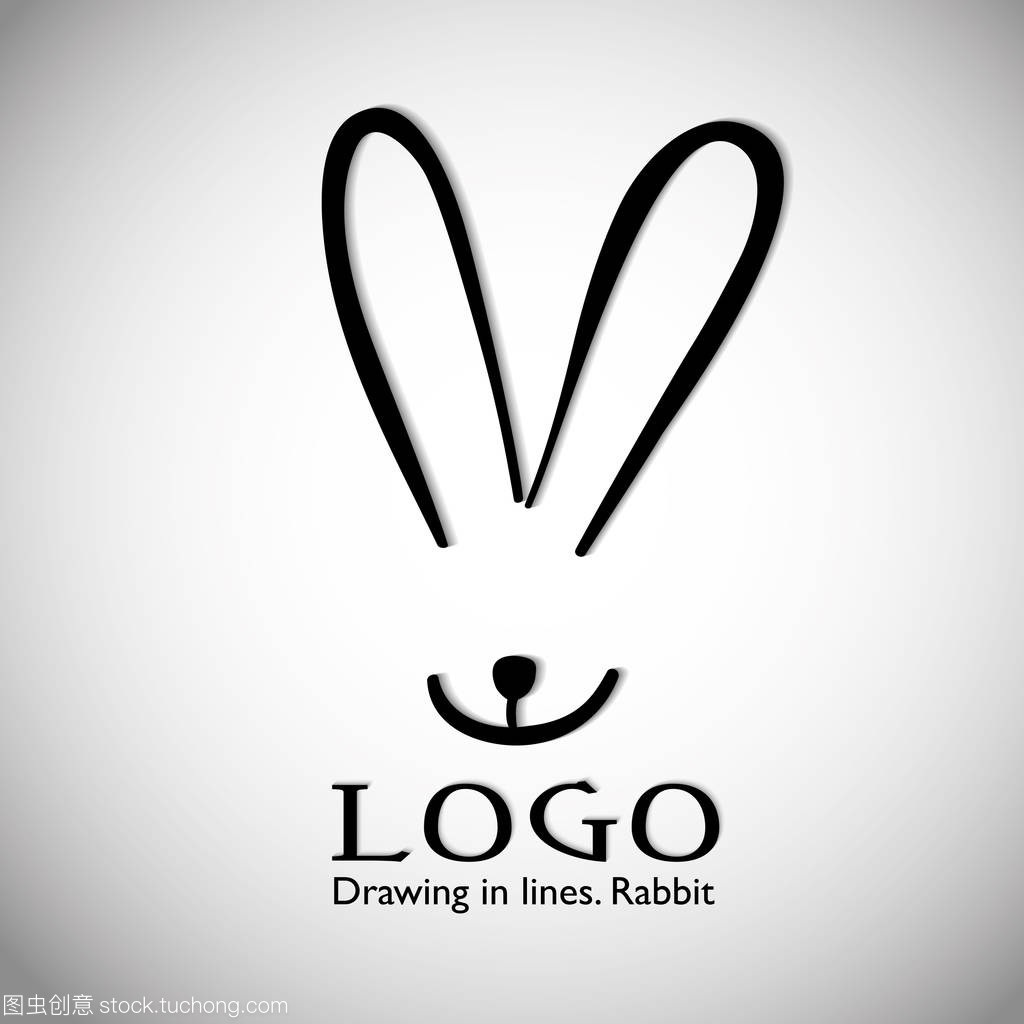 兔房屋标志设计清华大学设计模板养老案例分析图片