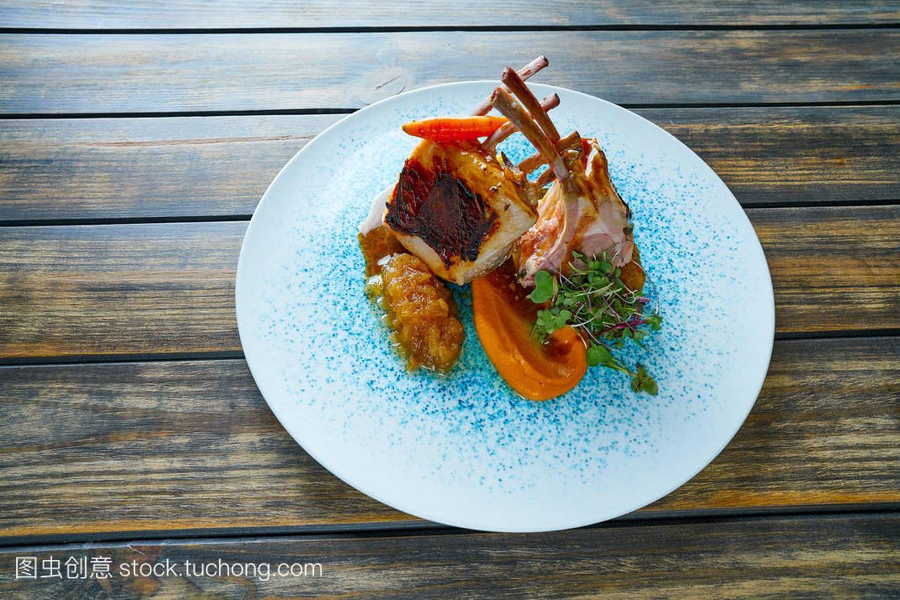 食谱道羊肉甘薯排骨v食谱花蟹怎么做好吃图片