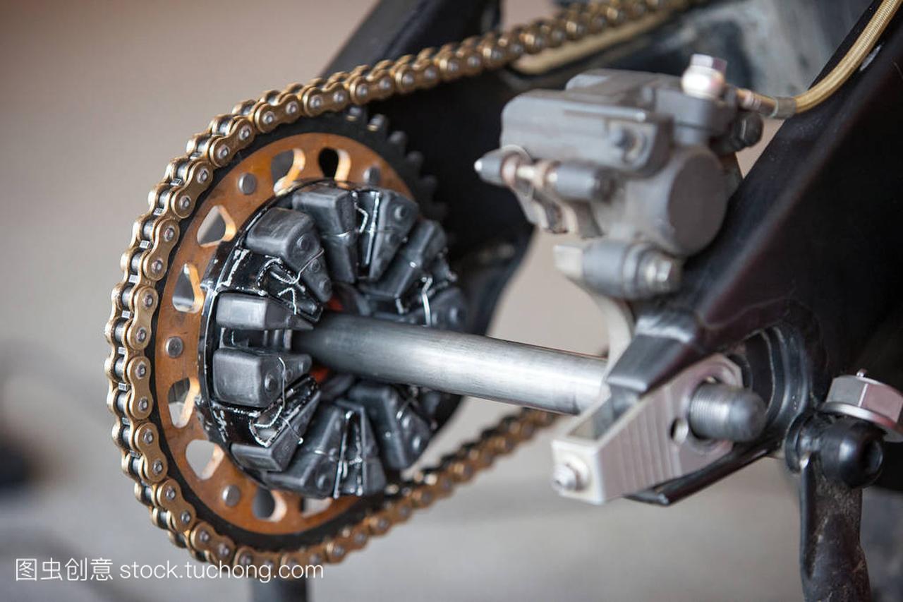 后方链条和方面设计自行车机械发展往哪链轮运动好图片